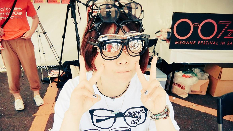 メガネgoodsデザイナー『山田×メガネ。』