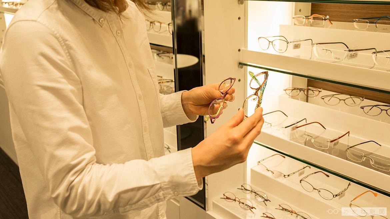 第4回  「似合う眼鏡の選び方って?」