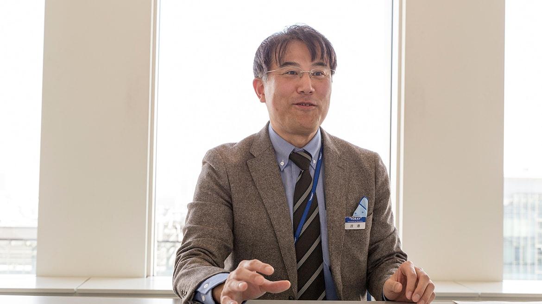 """めがね拭き""""トレシー""""の30年 東レ株式会社 渡邉和樹さんインタビュー"""