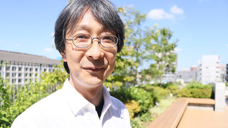 【わたしはめがねのここが好き!】第1回 日本画家 山口健児さんの場合