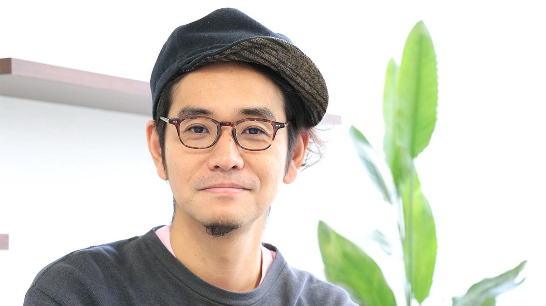 【わたしはめがねのここが好き!】第3回 映画監督 川口潤さんの場合