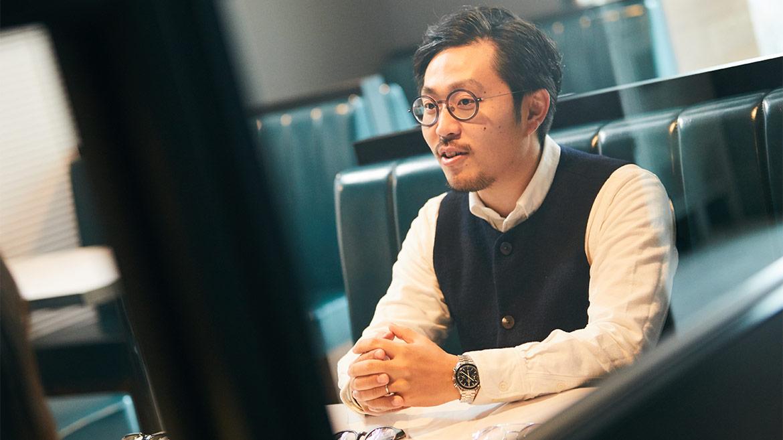 【わたしはめがねのここが好き!】第5回 映像プロデューサー 原沢優太さんの場合
