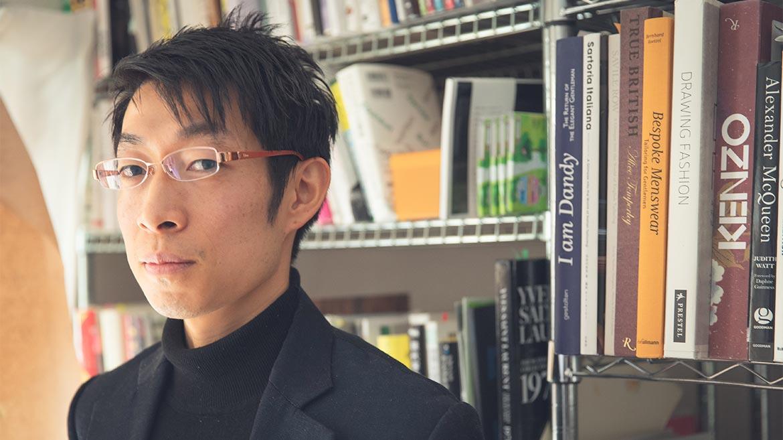 【わたしはめがねのここが好き!】第5回 オートクチュールデザイナー 髙松太一郎さんの場合