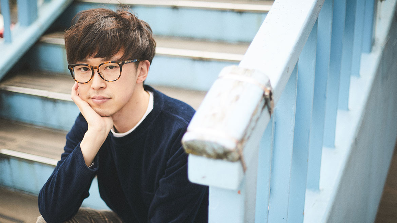 【わたしはめがねのここが好き!】第6回 ミュージシャン 大久保潤也さんの場合