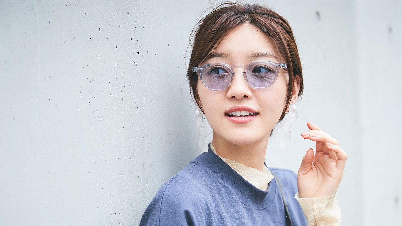 【サングラスコーデ見本帖】第2回 夏のエンタメをサングラスで楽しみつくす!編