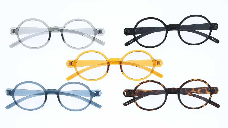 【何本も欲しくなる!】世界のトップデザイナーがつくりだす老眼鏡