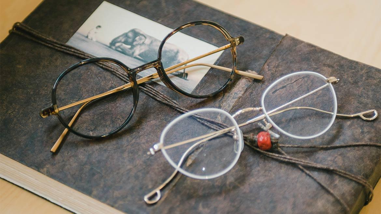 【色をデザインするって?】「四季の色」が日常とわたしに、彩りを与えるリーディンググラス(老眼鏡)