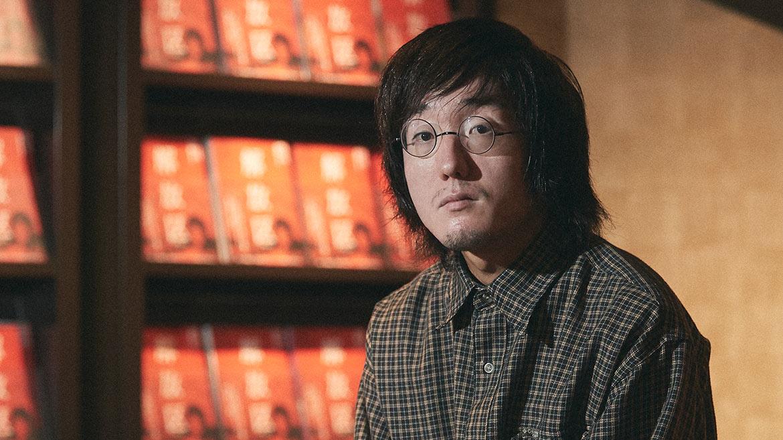 【わたしはめがねのここが好き!】第8回 映画監督・俳優 太田信吾さんの場合