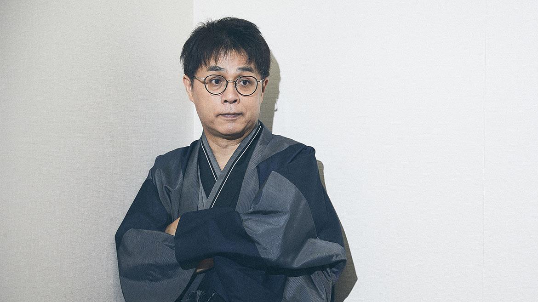 【日本メガネベストドレッサー賞】立川志らくさんインタビュー「めがねは気持ちの切り替えスイッチ」